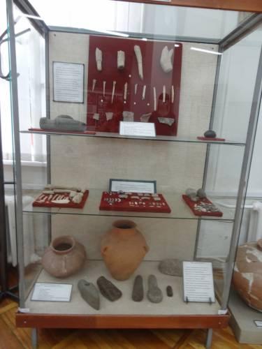 Материалы эпохи энеолита и ранней бронзы конец V тыс. и начало III тыс. до н.э.