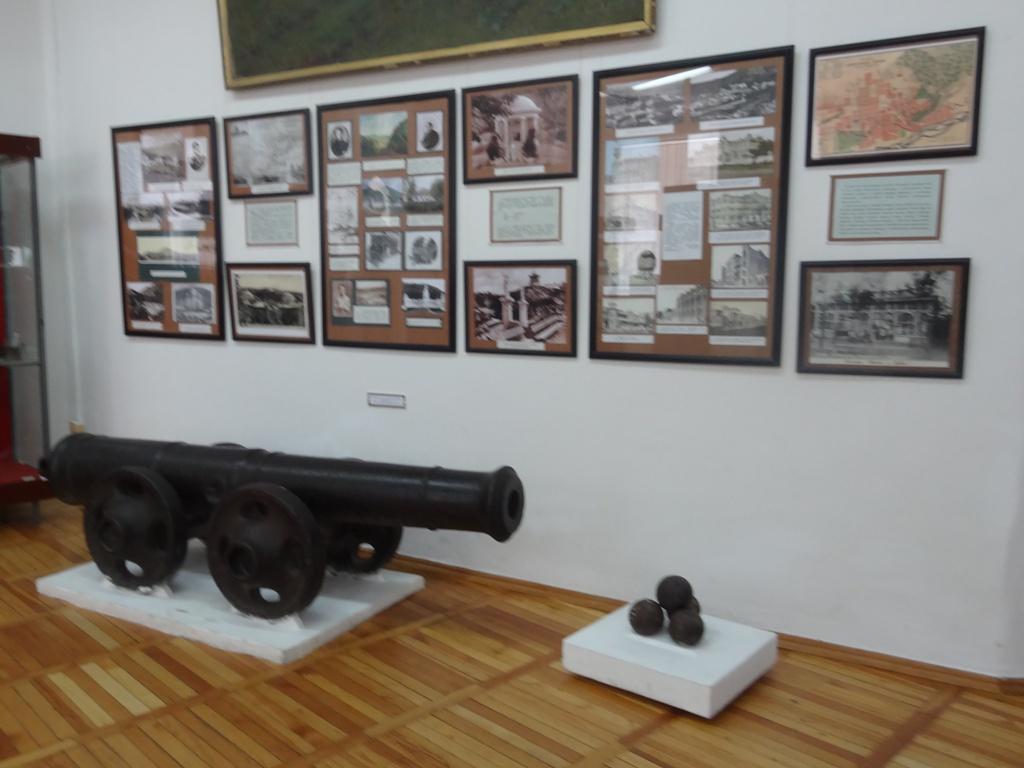Пушка гладкоствольная, Россия, г. Златоуст, 1849 год